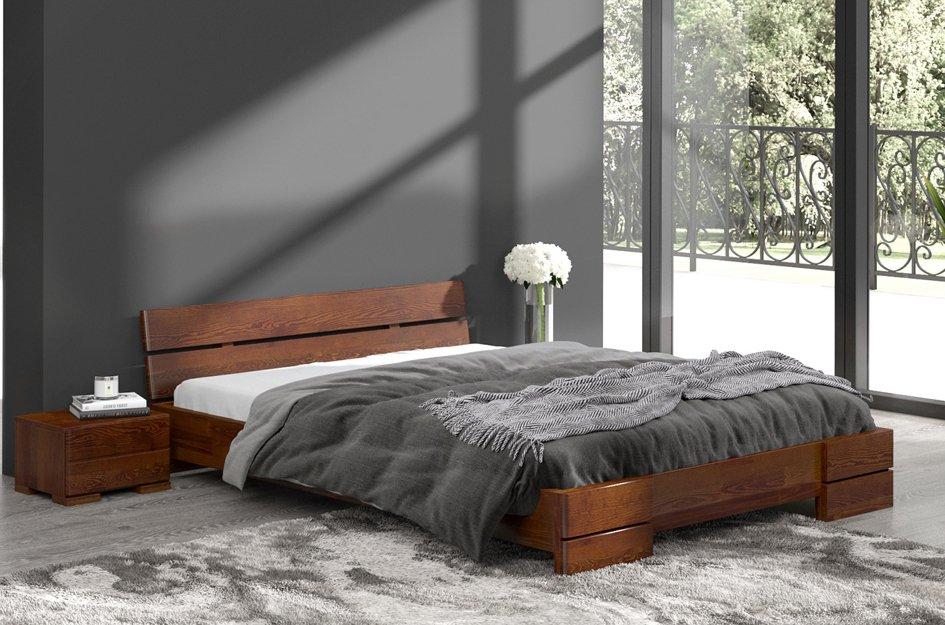 łóżka Visbypl Nowoczesne Meble Drewniane