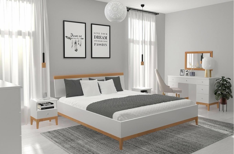 łóżko Visby Livia